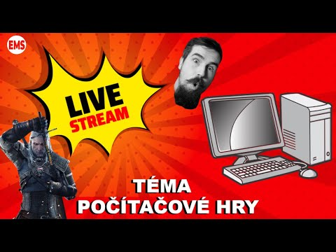 PC HRY rakovina lidstva! // LIVE stream