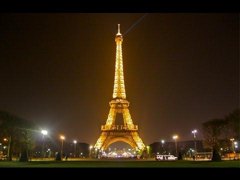 4 часть - Автобусный тур по Европе 2015 год, сентябрь - Париж!!!