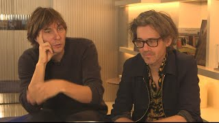 French band Phoenix on their new album 'Ti Amo'