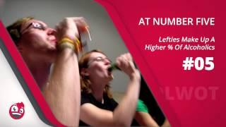 Download 12 Crazy Facts About Lefthanded People Mp3 and Videos
