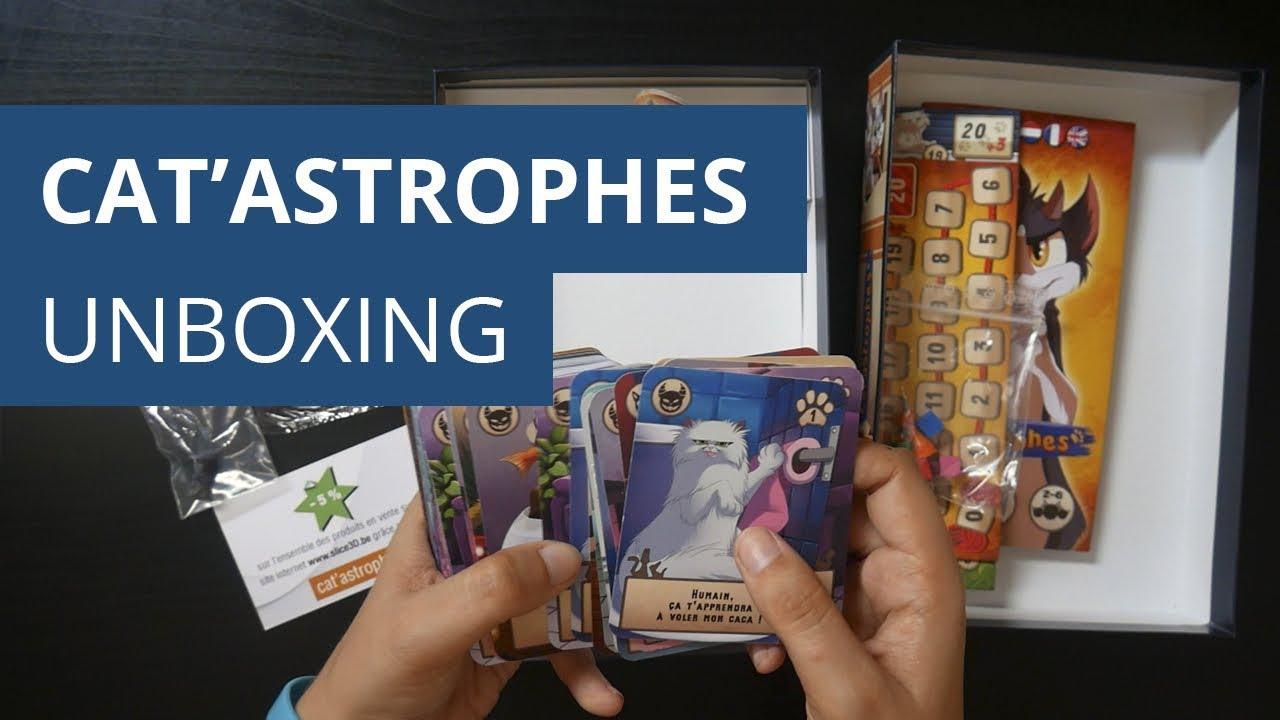Catastrophes Unboxing Accéléré Youtube