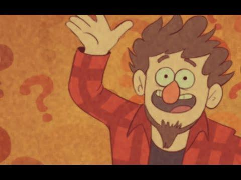 Gravity Falls: Alex Hirsch's Message