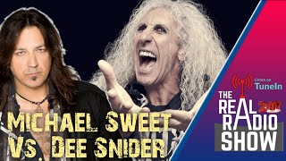 "Michael Sweet of ""STRYPER"" His Advice to Dee Snider of ""TWISTED SISTER"""