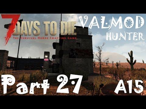 DESERT TRADER | 7 Days To Die Valmod A15 Overhaul Gameplay | Part 27