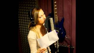 Alexandrina G - You lost me( In style of Christina Aguilera).wmv