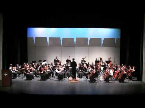 English Folksong Suite   Vaughan Williams arr  Bulla   String Orchestra