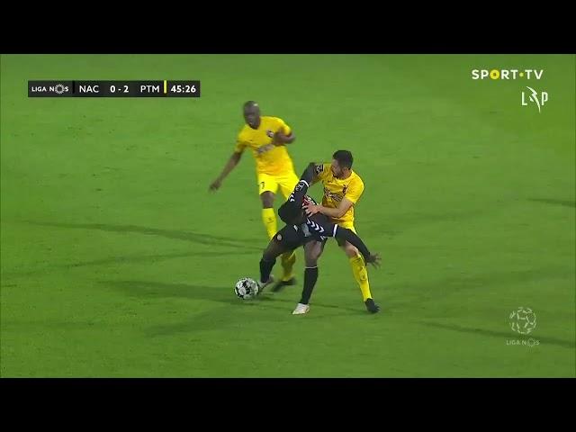 Goal | Golo Luquinha: CD Nacional 0-(2) Portimonense (Liga 20/21 #25)