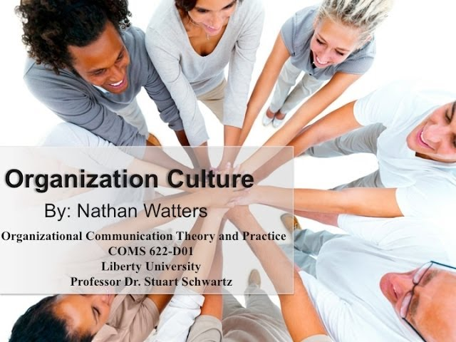 culture in organization Culture in organizations refers to the values, norms, and patterns of action that characterize the social relationships within formal organizations.