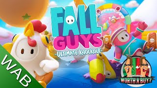 Fall Guys Review - Simply Hilarious (Video Game Video Review)