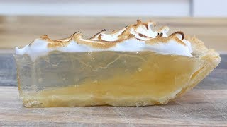 Clear Lemon Meringue Pie