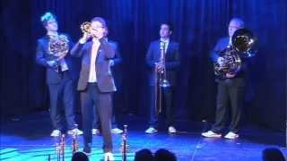 Carnival of Venice - Canadian Brass - Takes Flight - Album release concert