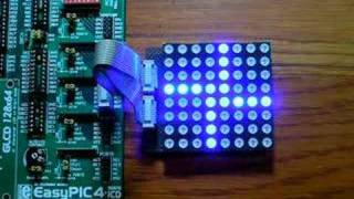 8x8 LED MATRIX DANCE