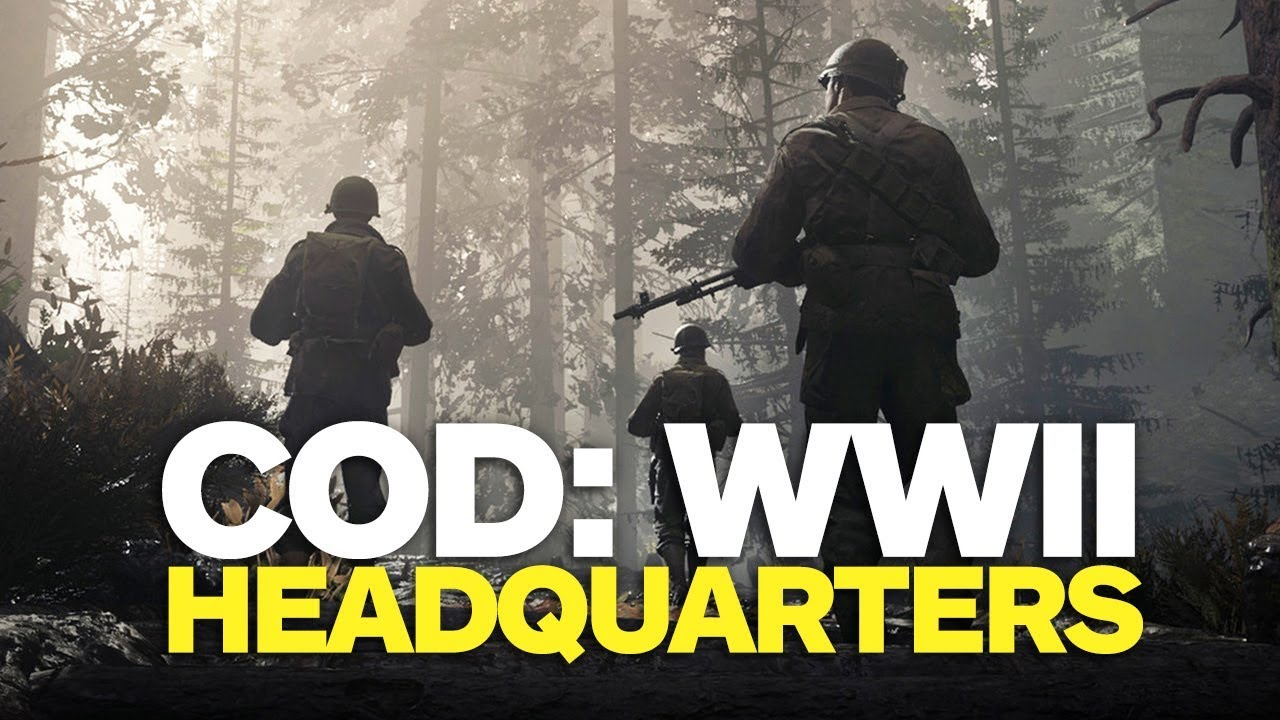 4 Reasons to Visit COD: WWII's HQ Every Day