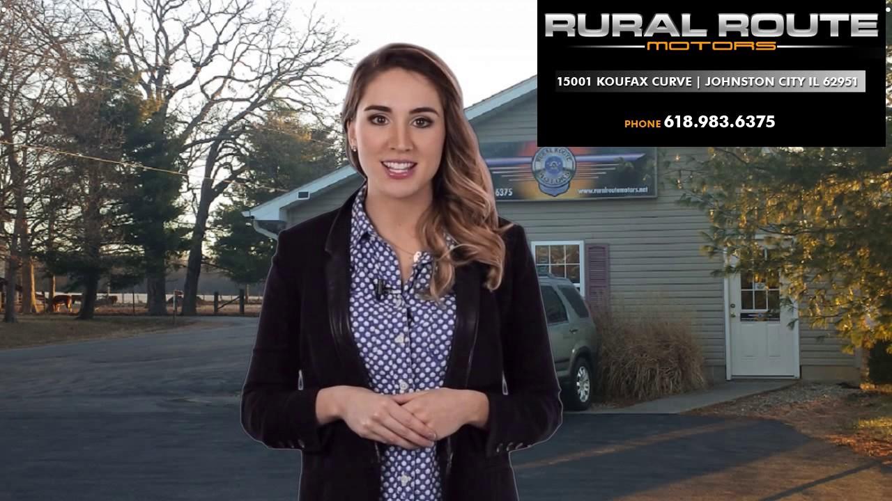 rural route motors johnston city il youtube