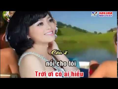 Karaoke [TRICH DOAN] Lệnh truy nã - song ca Xakura