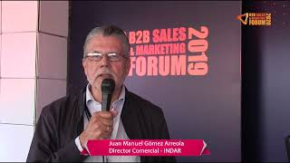 Valor que pueden encontrar en el B2B Sales & Marketing Forum 2020