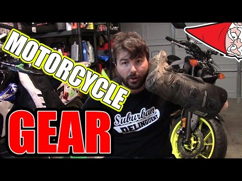My Motorcycle Gear - What I Use 🏍