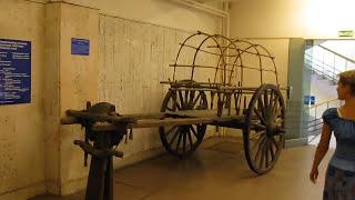 Прогулка по Мосфильму