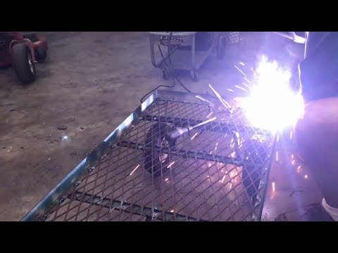 harbor freight garden cart repair