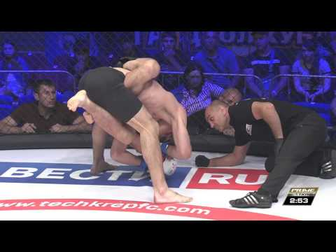 Бой  Магомеда Мамаева против Игоря Трушкина за выход в финал PrimeSelection 2017
