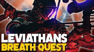 Destiny 2 : LEVIATHANS BREATH EXOTIC QUEST & Weekly Reset!  / !discord !twitter !instagram