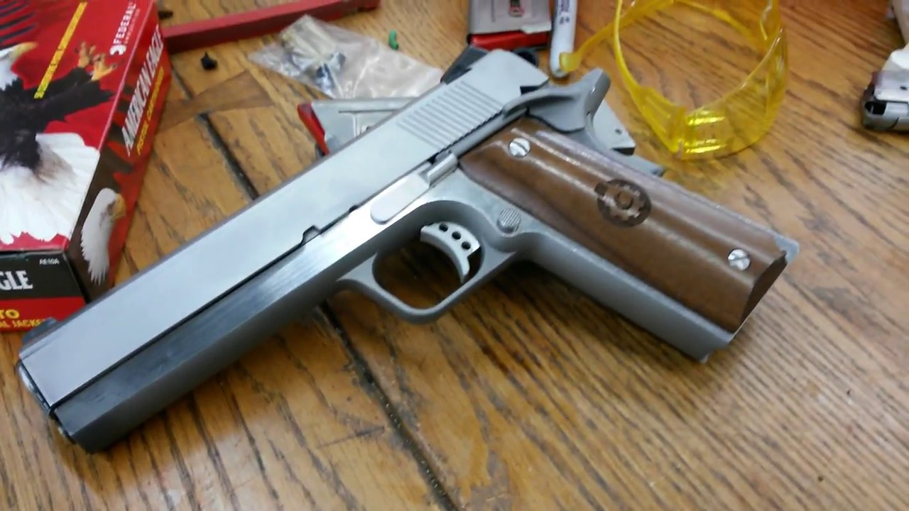 The New Coonan 1911 10mm