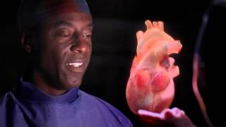 Grey's Anatomy: Holographic Heart Scene thumbnail