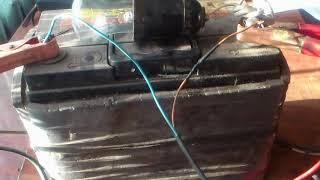 Как сделать зарядное устройства из лампочки и диода. Простейшее и опасное ЗУ.