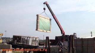 видео стекла для грузовиков