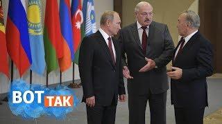 Азербайджан лоббирует интересы Лукашенко на Западе