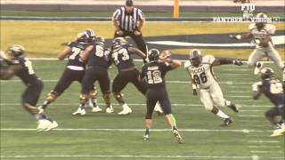 FIU vs. NCCU Football Game Recap