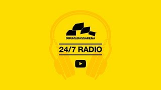 Drum&BassArena 24/7 Radio 🎧 - Laid-back & Liquid D&B mix