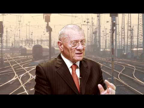 TV Interview Helmut Hansy, Country Coordinator Greece, Rail Cargo Austria, 2 4 15 EL