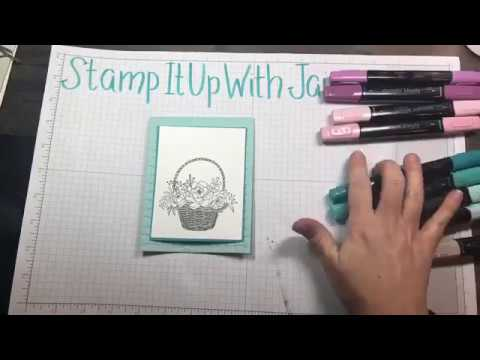 """Interactive Card Making """"This or That"""" Sale-a-bration Card"""