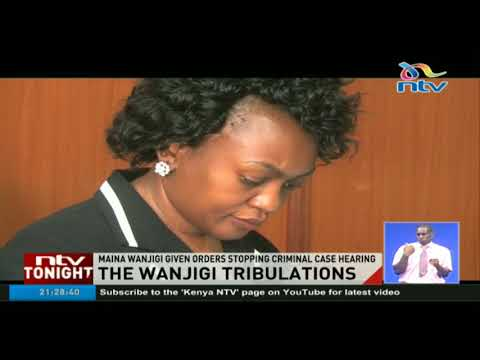 Jimi Wanjigi's father fails to appear in court
