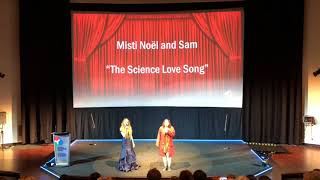 🔬THE SCIENCE LOVE SONG | Grad Performance