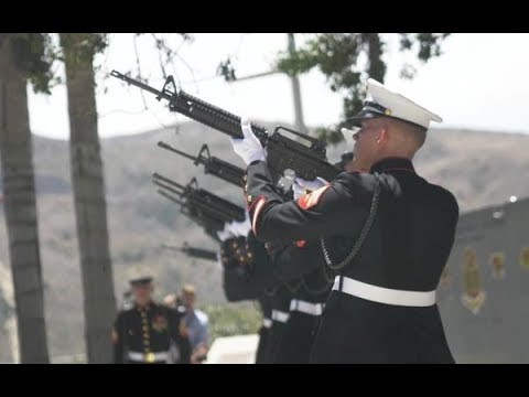 DFN:5th Marines Vietnam War Memorial, CAMP PENDLETON, CA, UNITED STATES, 05.28.2018