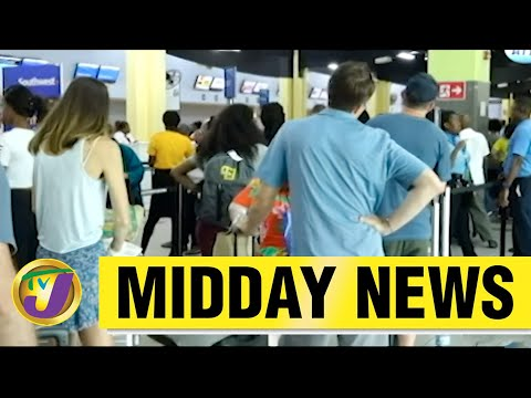Over 425K Immigration Records May Have Been Exposed on Jamaica's Covid Portal | TVJ Midday News