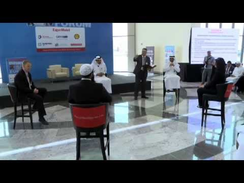 "The Gulf Intelligence Qatar Energy R&D Forum,""Addressing Grand Challenge -Cyber Security""Part 1 of 3"