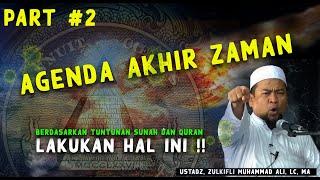 Coronavirus Late Agenda Doomsday Part2   Ust Zulkifli Ali