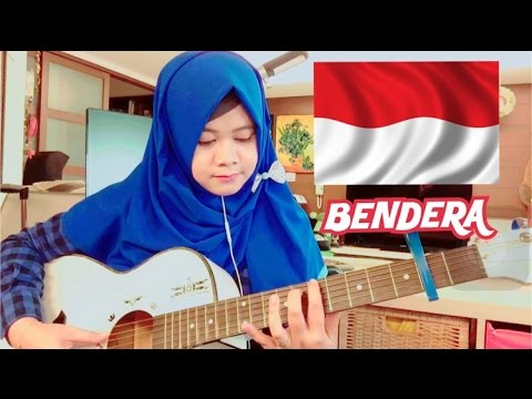 BENDERA - Cokelat - Cover (Maryaisma)