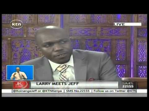 Jeff Koinange Live with Larry Madowo Thursday 16th April 2015 Part 3