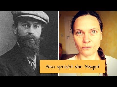 Arnold Ehret - Also spricht der Magen (1915)
