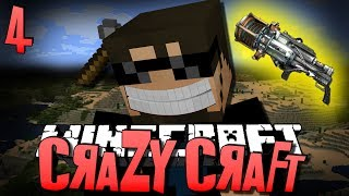 Minecraft CRAZY CRAFT 4 - SO MUCH OP(Minecraft Mod Survival)