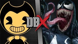 Bendy vs Venom | DBX Fanon Wiki