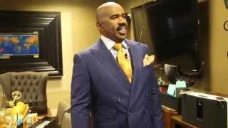 Steve's World - A Day In The Life At The Steve Harvey Talk Show