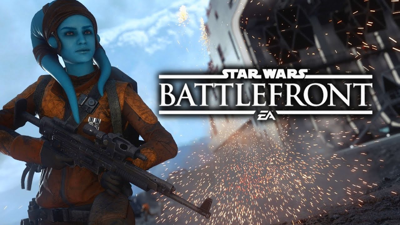 Star Wars Battlefront   Humorous Moments #15