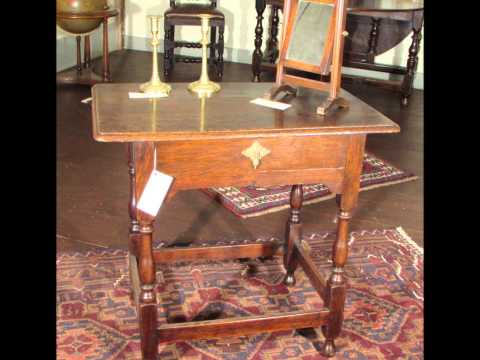 Jan and John Maggs Antiques Tax Holiday 2015