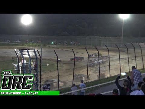 Brushcreek Motorsports Complex | 7/30/17 | Sport Mods | Feature