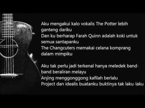 Kungpow Chicken - Pintar Bin Bodoh (Official Lyric Video)